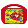 Crayola® Ultimate Art Supplies and Easel