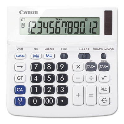 Canon® TX-220TSII Portable Display Calculator