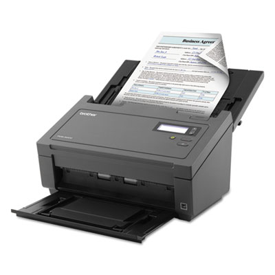 Brother® High-Volume Color Desktop Scanner with Duplex