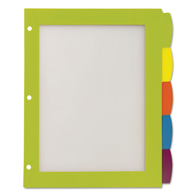 Avery® Big Tab™ Ultralast™ Plastic Dividers