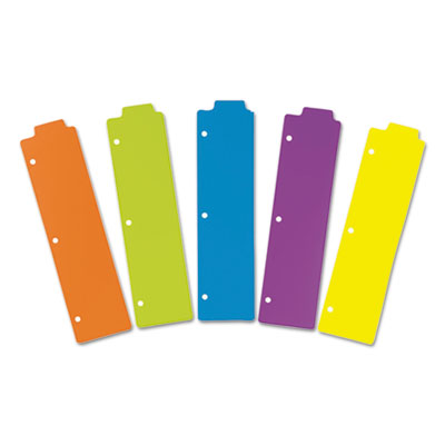 Avery® Tabbed Snap-In Bookmark Plastic Dividers