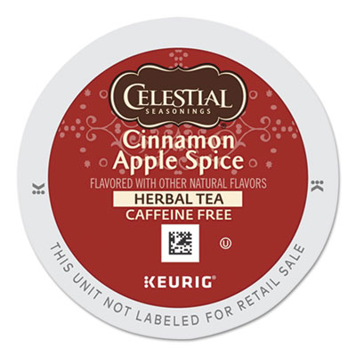 Celestial Seasonings® Cinnamon Apple Spice K-Cups®
