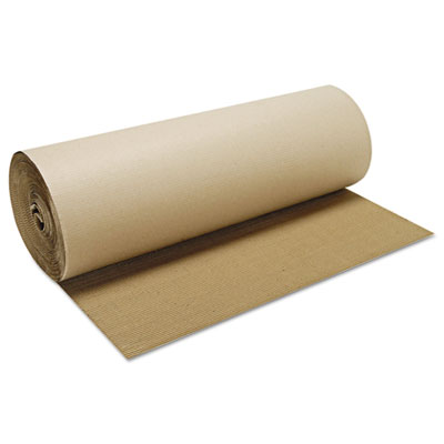Boardwalk® Singleface B-Flute Corrugated Kraft