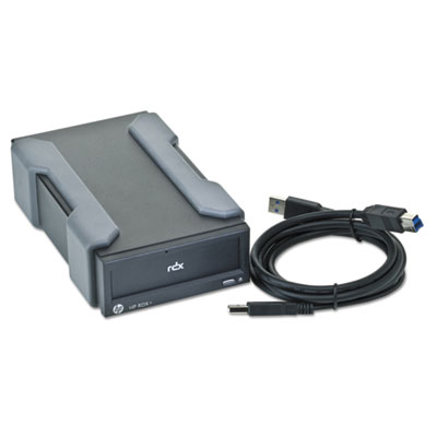 HP RDX+ Removable Disk Backup System