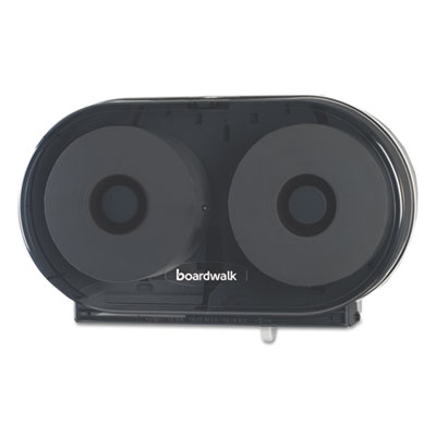 Boardwalk® Jumbo Twin Toilet Tissue Dispenser