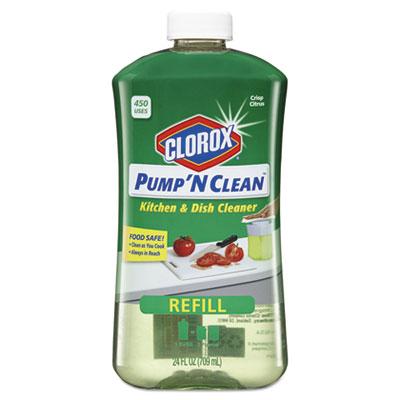 Clorox® Pump 'N Clean™ Kitchen Cleaner