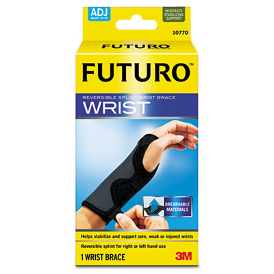 FUTURO™ Adjustable Reversible Splint Wrist Brace