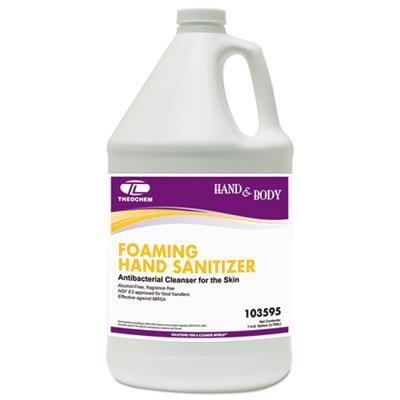 Theochem Laboratories Foaming Hand Sanitizer
