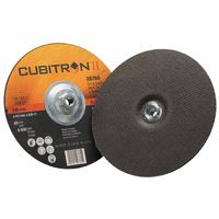 3M Abrasive Cubitron™ II Cut & Grind Wheels