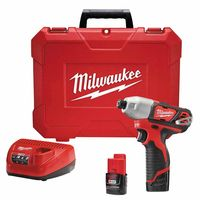 Milwaukee® Electric Tools M12™ Impact Driver Kits