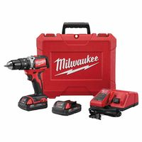 Milwaukee® Electric Tools M18™ Compact Brushless Drill/Driver Kits