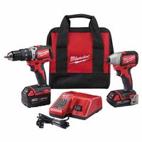 Milwaukee® Electric Tools M18™ Compact Brushless Combo Kits
