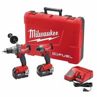 Milwaukee® Electric Tools M18 FUEL™ 2-Tool Combo Kit