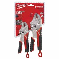 Milwaukee® Electric Tools Torque Lock™ Curved Jaw Locking Pliers Sets