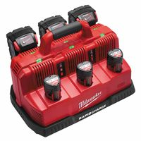 Milwaukee® Electric Tools M18™ and M12™ Rapid Charge Stations