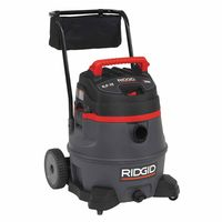 Ridgid® Red Wet/Dry Vac Model 1400RV with Cart