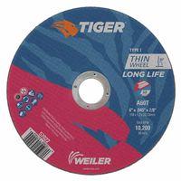 Weiler® Tiger A60T Long Life Thin Cutting Wheels