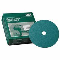 3M Abrasive Green Corps™ Fibre Discs