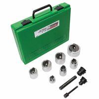 Greenlee® Speed Punch® Slug Splitter SC™ Knockout Punch Kits