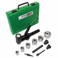 Greenlee® Speed Punch® Knockout Punch Kits