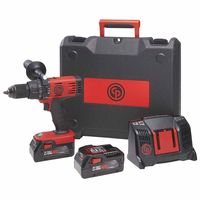 Chicago Pneumatic Cordless Hammer Drill Driver Kit