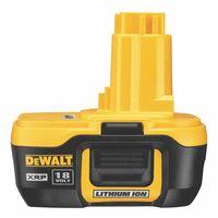 DeWalt® XRP® Li-Ion Batteries