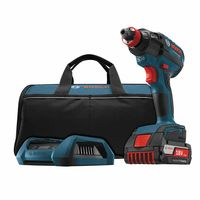 Bosch Tool Corporation 18V Cordless Impact Driver