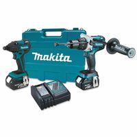 Makita 18V LXT Lithium-Ion Brushless Cordless Combo Kits