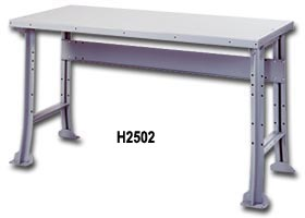 FLARED LEG WORKBENCH