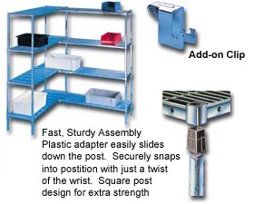 AMCO Shelving Parts | Nationwide Industrial Supply