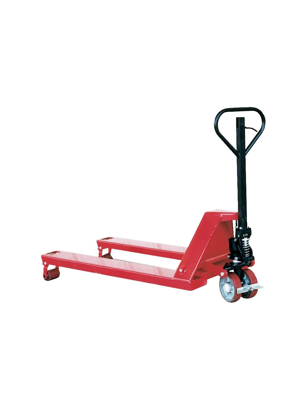 Wheel Nose Pallet Truck At Nationwide Industrial Supply Llc