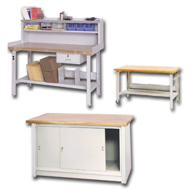 INDUSTRIAL QUALITY BENCHES