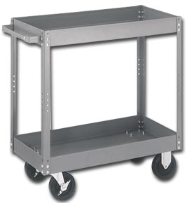 ECONOMY SERVICE CART  sc 1 st  Nationwide Industrial Supply & Industrial Carts | Heavy Duty Utility Carts with Wheels | Nationwide ...