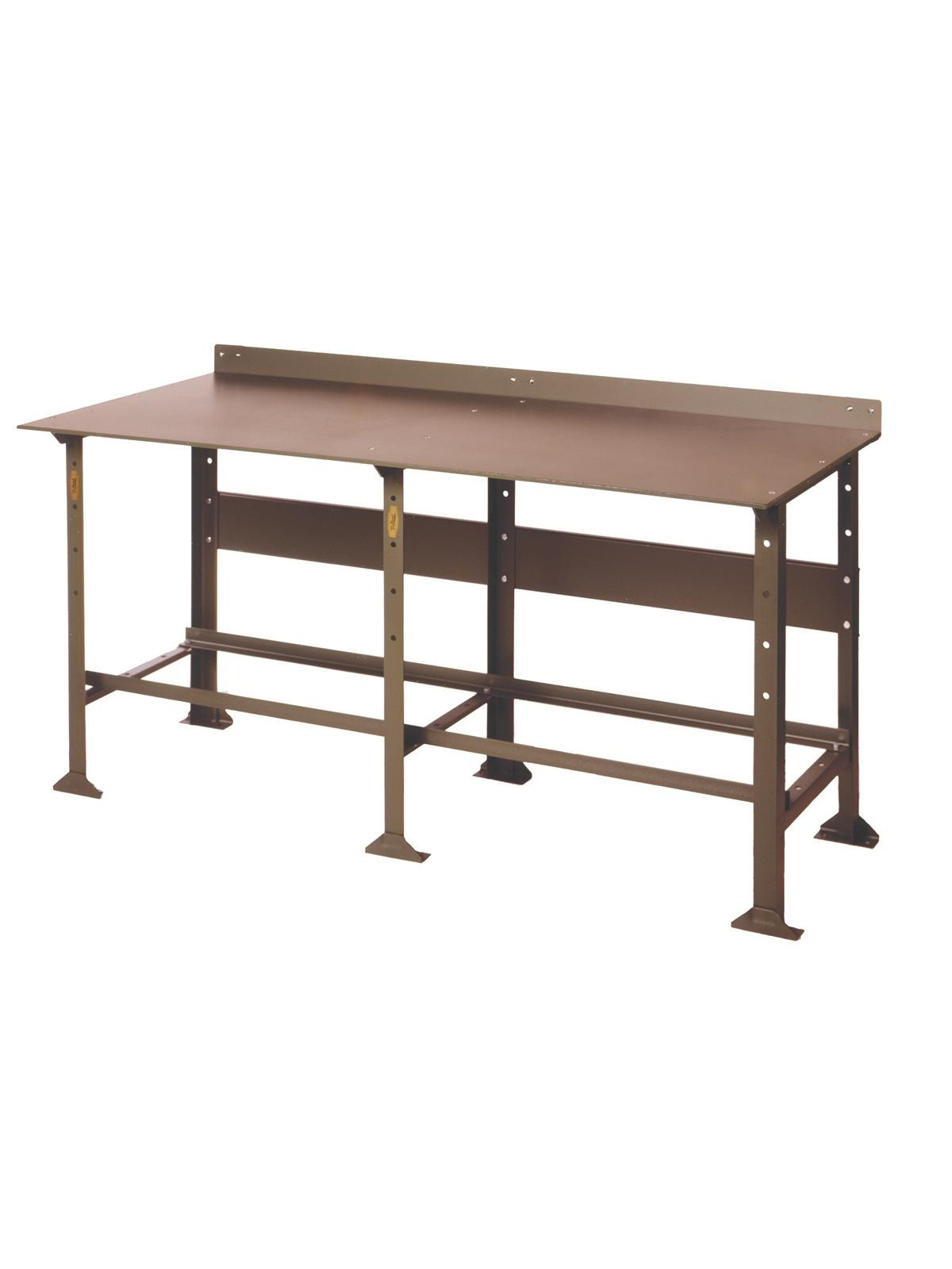Extra Heavy Duty Plate Top Work Bench At Nationwide