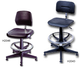 OPERATIONAL PNEUMATIC CHAIRS