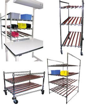 T-FLOW INTELLIGENT FLOW RACK