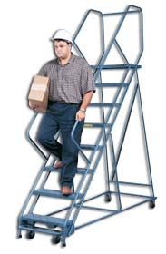 50 DEGREE SAF-T ANGLE LADDERS