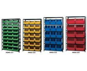 Bolt Bins Amp Industrial Storage Bin Racks Nationwide Industrial Supply