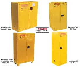 FM APPROVED FLAMMABLE CABINETS