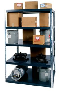 HEAVY-DUTY SHELVING