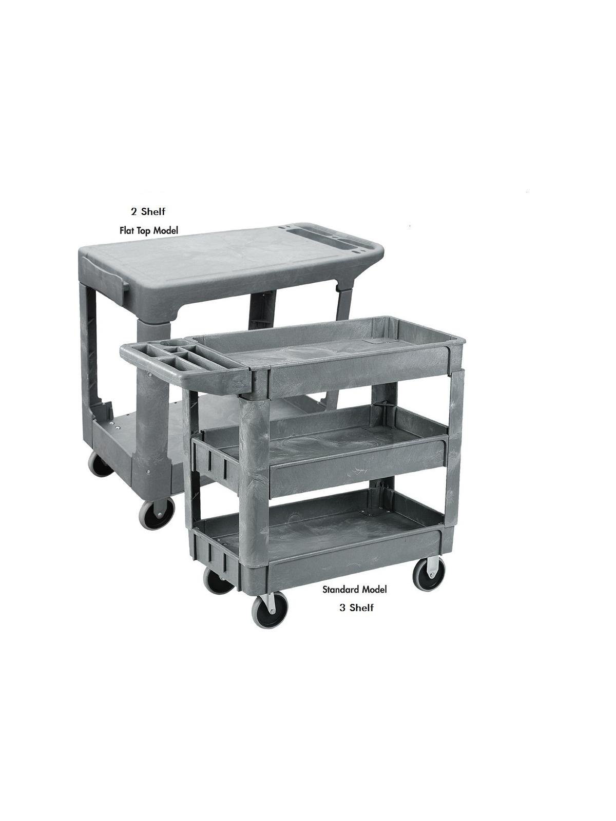 Heavy Duty Service Carts At Nationwide Industrial Supply Llc