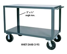 Industrial Carts Heavy Duty Utility Carts With Wheels