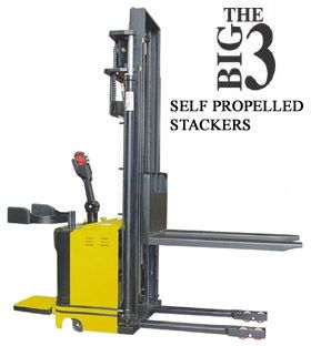 "APS-A SELF-PROPELLED ""ALL-PURPOSE"" STACKER"