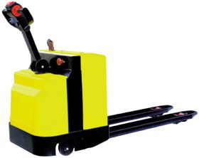 "SESPT44-K ""SPACE SAVER"" SELF-PROPELLED PALLET TRUCKS"