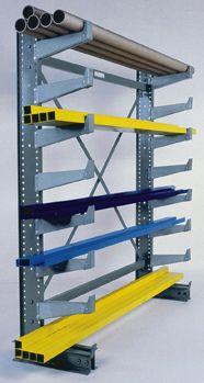 QUIKTREE® LIGHT-MEDIUM DUTY CANTILEVER RACKS
