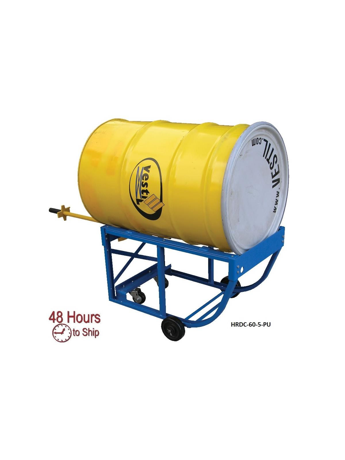 Economy Rotating Drum Carts At Nationwide Industrial