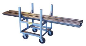 ERGONOMIC BAR CRADLE TRUCK