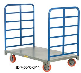 DOUBLE END RACK PLAFORM TRUCK