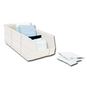 HEAVY DUTY POLYPROPYLENE SHELF BINS