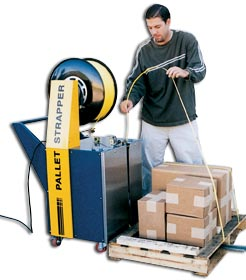 VESTIL POLY STRAPPING MACHINE